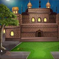 Free online flash games - Mine In The Fort Escape EnaGames game - WowEscape