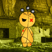 Free online flash games - Big Abandoned Voodoo Doll House Escape game - WowEscape