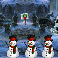 AngelEscape Christmas Santa Escape