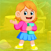 Free online html5 games - Games4king Little School Girl Escape game