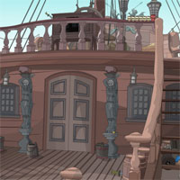Free online flash games - Escape From SS Princess Louise