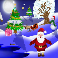 Free online flash games - Christmas Find The Gift Box