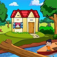 Small Boy Boat Escape