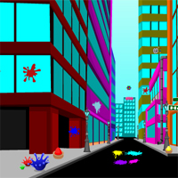 Free online flash games - AjazGames Escape Happy Holi