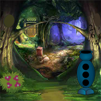 Free online flash games - Forest Queen Escape