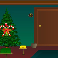 Free online html5 games - G4E Pink Christmas Room Escape 2 game