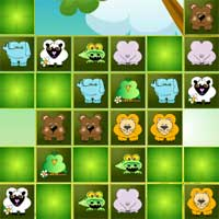 Free online flash games - Match 3 a New Challenge NetFreedomGames game - WowEscape