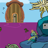 Free online flash games - GFG Glossy Fantasy Escape