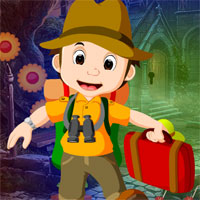 Free online flash games - G4k Journalist Escape game - WowEscape