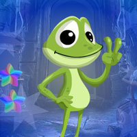 Free online flash games - G4K Delighted Toad Escape
