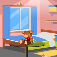 Free online flash games - Peach Room Escape