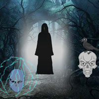 Free online flash games - Haunted Forest Escape Games2rule