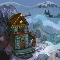 Free online flash games - Games4Escape Christmas Bird Resque Escape