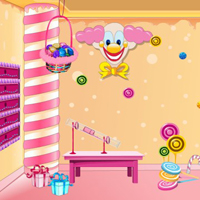 Free online flash games - Replay Candy House Escape game - WowEscape