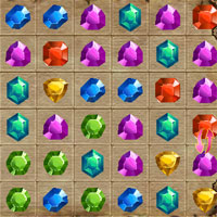 Free online flash games - Gem Invasion Puzzleplay game - WowEscape