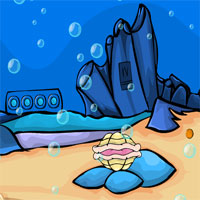 Adventure Of Underwater Escape NSRGames