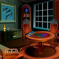 Play secret house escape zoozoogames at for Secret escape games