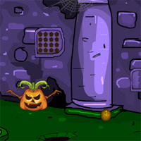 Free online flash games - Games4Escape Halloween Dark Night Escape