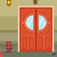 Free online html5 games - G4E Brown Christmas Room Escape game