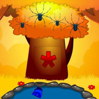 Free online flash games - G2M Lazy Snake Rescue game - WowEscape