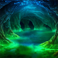 Free online flash games - Water Cavern Escape game - WowEscape