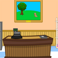 Free online flash games - MouseCity Mission Escape Pet  Shop