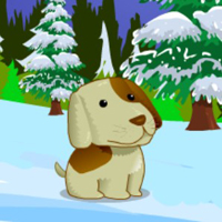 Free online html5 games - G2L Escape from Snow Land game
