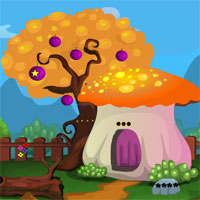 Escape007Games Bear Rescue From Mushroom House