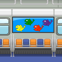 Free online flash games - MouseCity Escape The Subway game - WowEscape