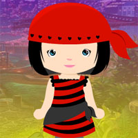 Free online flash games - G4K Choleric Girl Escape