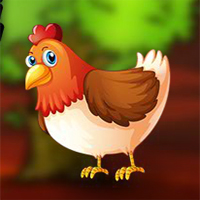 Free online flash games - Games2Jolly Brahma Chicken Escape