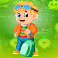 Free online html5 games - Games4King Vacated Boy Escape game