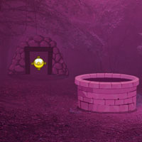 Free online flash games - Midnight Figment Forest Escape Games2rule