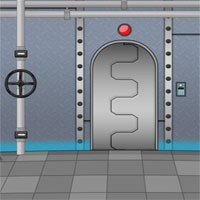 Free online flash games - Hooda Escape Rocket Ship