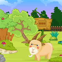 Free online flash games - G4k Goat Escape