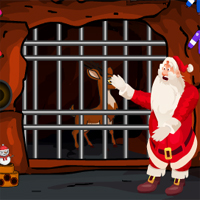 Free online flash games - The Christmas Cave Escape game - WowEscape