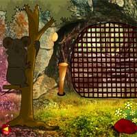 Cave Forest Escape ZoooGames