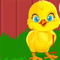 Free online flash games - Cute Chick Rescue