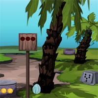 Free online flash games - Games4Escape Easter Bunny Escape 2 game - WowEscape