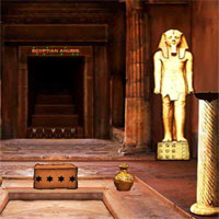 Free online flash games - Mirchi Egyptian escape 5 game - WowEscape