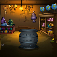 Free online html5 games - EnaGames The Circle-Pawn Shop Escape game