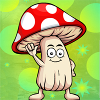 Free online html5 games - Games4King Bliss Mushroom Escape game
