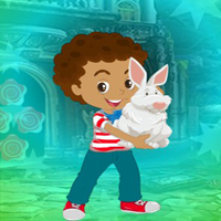 Free online flash games - G4K Buoyant Boy Escape