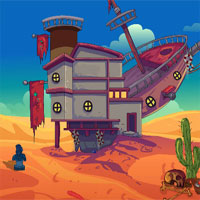 Ena The Circle 1 Desert Home Escape