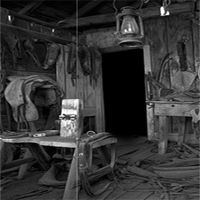 Free online flash games - Haunted House Massacre