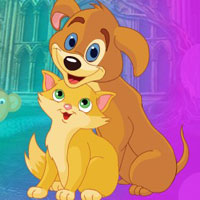 Free online flash games - G4K Pet Friends Escape
