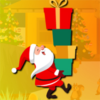 Free online flash games - Find My Christmas Santa Gifts