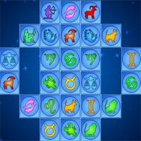 Free online flash games - Horoscope Mahjong NetFreedomGames game - WowEscape