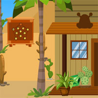 Free online flash games - AvmGames Smart Pigeon Escape game - WowEscape