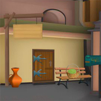 Free online flash games - FEG Escape Games Bygone Town 5 game - WowEscape